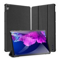 [RETURNED ITEM] DUX DUCIS Domo Tablet Cover with Multi-angle Stand and Smart Sleep Function for Lenovo Tab P11 black