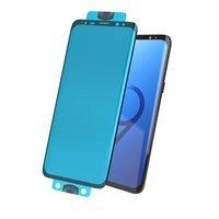 3D Edge Nano Flexi Glass Hybrid Full Screen Protector with frame for Xiaomi Mi 11 transparent