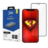 "3MK NeoGlass iPhone 12 Pro Max 6,7"" czarny/black"