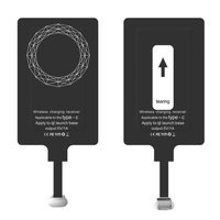 Choetech Adapter for Wireless Charging Qi USB Type C Induction Insert black (WP-TYPEC)
