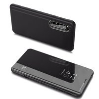 Clear View Case cover for Sony Xperia 5 II black