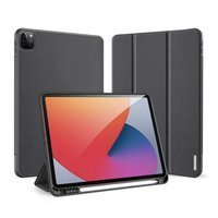 DUX DUCIS Domo Tablet Cover with Multi-angle Stand and Smart Sleep Function for iPad Pro 11'' 2020/2021 black