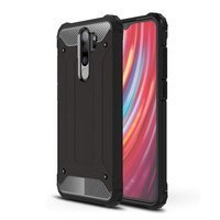 Hybrid Armor Case Tough Rugged Cover for Oppo A9 (2020) / Oppo A5 (2020) black