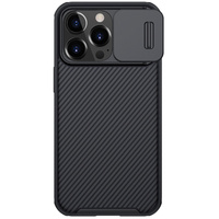 Nillkin CamShield Pro Case Durable Cover with camera protection shield for iPhone 13 Pro black