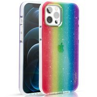 Nillkin Ombre Case Back Cover for iPhone 12 Pro / iPhone 12 multicolour
