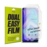 Ringke Dual Easy Film 2x self dust removal screen protector Xiaomi Redmi 10X 4G / Xiaomi Redmi Note 9 (DWXI0002)