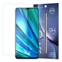 Tempered Glass 9H Screen Protector for Realme 5 Pro (packaging – envelope)