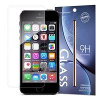 Tempered Glass 9H Screen Protector for iPhone SE / iPhone 5S / iPhone 5 (packaging – envelope)