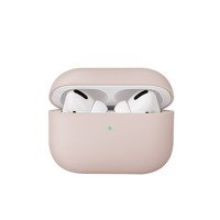 UNIQ case Lino AirPods Pro Silicone pink / blush pink