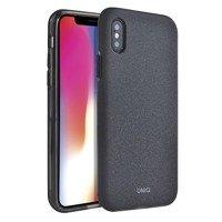 UNIQ case Lithos iPhone Xs Max black / charcoal black