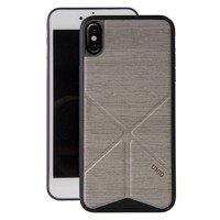 UNIQ case Transforma Ligne iPhone X / Xs gray / ash gray
