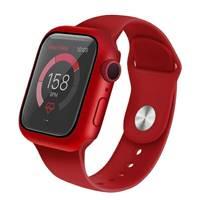 UNIQ etui Nautic Apple Watch Series 4/5/6/SE 44mm czerwony/red