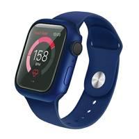 UNIQ etui Nautic Apple Watch Series 4/5/6/SE 44mm niebieski/blue