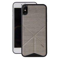 UNIQ etui Transforma Ligne iPhone X/Xs szary/ash grey