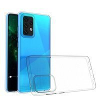 Ultra Clear 0.5mm Case Gel TPU Cover for Realme C21 transparent