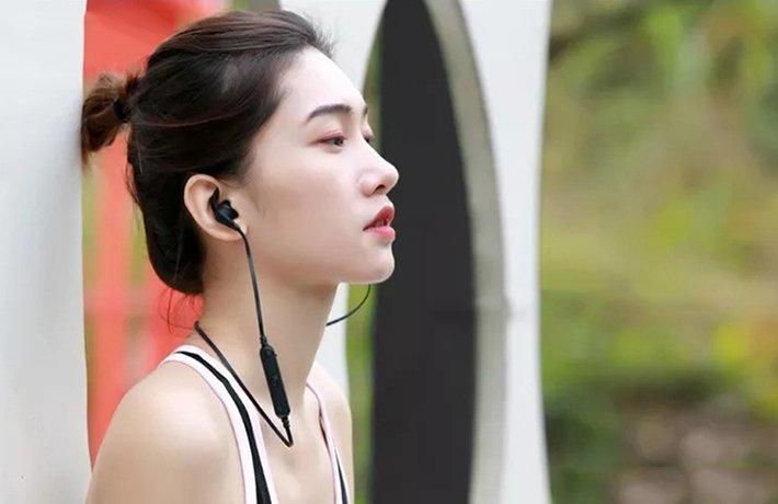 Headphones and speakers | Remax Wireless Sports Earphone RB-S25 Wireless In-Ear Bluetooth 4.2 Headphones Headset 70 mAh white | Sklep Hurtel - Sklep GSM, Akcesoria na tablet i telefon