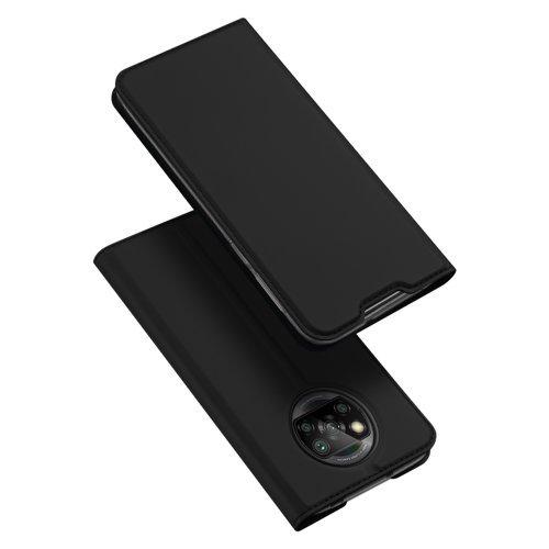 DUX DUCIS Skin Pro Bookcase type case for Xiaomi Poco M3 / Xiaomi Redmi 9T black