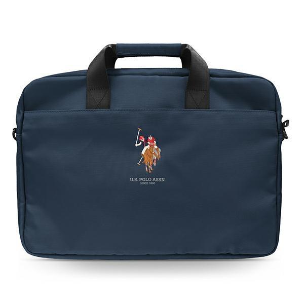 "US Polo Bag USCB15PUGFLNV 15 ""navy / navy"
