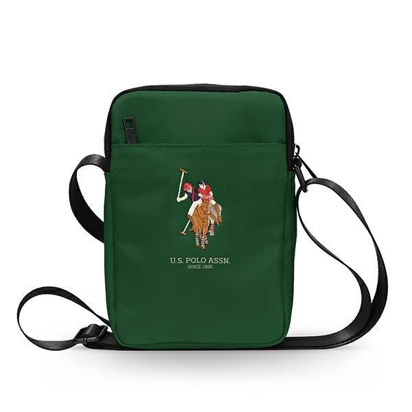 "US Polo Bag USTB8PUGFLGN 8 ""green / green"
