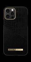 [NZ] iDeal of Sweden Atelier - etui ochronne do iPhone 12/12 Pro (Rose Smoke Croco)