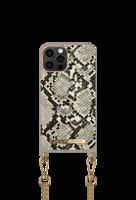 [NZ] iDeal of Sweden Necklace - etui ochronne do iPhone 12/12 Pro (Desert Python)