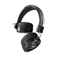 Dudao przewodowe słuchawki czarny (X21 black)