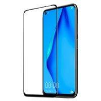 Dux Ducis 9D Tempered Glass wytrzymałe szkło hartowane 9H na cały ekran z ramką Huawei P40 Lite / Nova 7i / Nova 6 SE czarny (case friendly)