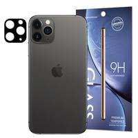 Full Camera Tempered Glass szkło hartowane 9H na cały aparat kamerę iPhone 11 Pro Max / iPhone 11 Pro