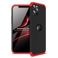 GKK 360 Protection Case etui na całą obudowę przód + tył iPhone 12 Pro czarny