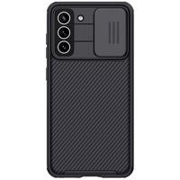 Nillkin CamShield Pro Case etui pokrowiec osłona na aparat kamerę Samsung Galaxy S21 FE czarny