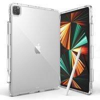 Ringke Fusion etui pokrowiec z żelową ramką iPad Pro 12.9'' 2021 przezroczysty ()
