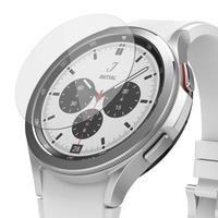 Ringke IDGL 4szt szkło hartowane do Samsung Galaxy Watch 4 Classic 42mm na zgarek (G4as055)