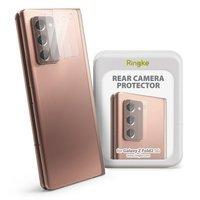 Ringke Invisible Defender 3x ID Glass Camera szkło hartowane na tylny aparat kamerę 0.15mm Samsung Galaxy Z Fold 2 5G (IGSG0025)