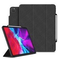Ringke Smart Case etui na tablet Smart Sleep z podstawką iPad Pro 11'' 2020 czarny (PDAP0008)