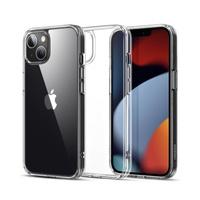 Ugreen Protective Fusion Case sztywne etui z żelową ramką do iPhone 13 przezroczysty (90178)