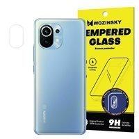 Wozinsky Camera Tempered Glass szkło hartowane 9H na aparat kamerę Xiaomi Mi 11