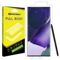 Wozinsky Full Body samoregenerująca się folia ochronna na cały telefon Samsung Galaxy Note 20 Ultra