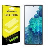 Wozinsky Full Body samoregenerująca się folia ochronna na cały telefon Samsung Galaxy S20 FE 5G